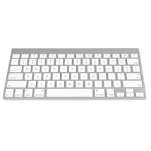 Apple Bluetooth Wireless Mini Keyboard (Aluminum with White Keys) - $239.26