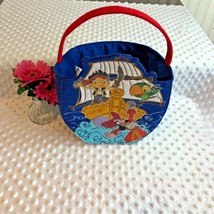 Disney Jake & The Neverland Pirates Easter Treat Basket 9 x 10 x 4.5 - $8.55