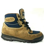 Vasque Leather Gore-Tex Womens Hiking Boots Size 7 Waterproof Boot Made ... - $77.21