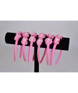 6pcs kitty head hoop Headband Hair Band Comb Hairband Headwear made in K... - $9.99
