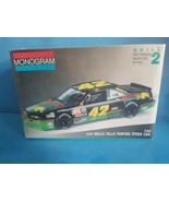 Monogram #42 Mello Yello Kyle Petty Pontiac Grand Prix model #2428 1:24 ... - $18.69