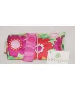B. B. Begonia Floral Environmentally Friendly Self Storing Reusable Eco Bag - $5.00