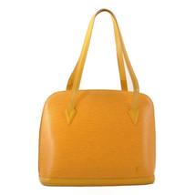 LOUIS VUITTON Epi Lussac Shoulder Bag Yellow M52289 LV Auth 10582 - $298.00