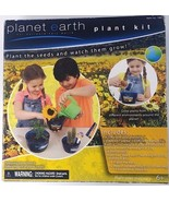 Planet Earth Toys Plant Kit - Kids Grow Their Own Plants Kit Child Learn... - $16.79