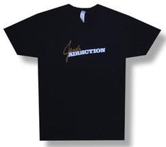 Jane's Addiction-Classic Logo-Small Black Lightweight T-shirt - $12.99