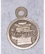 Rare Wadhams Oil company Milwaukee Wisconsin Charge Account Key Chain Fob - $49.95