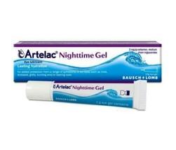 Artelac Nighttime Gel 10g Eye Lubricant for Lasting Hydration TBS - $21.90