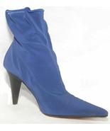 Miss Rossi Brand Women's Dark Blue Italian Made All Stocking Shoe 5M (2230) - $4.99