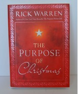 The Purpose of Christmas by Rick Warren - $6.95