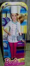 Barbie CHEF Doll New - $16.34