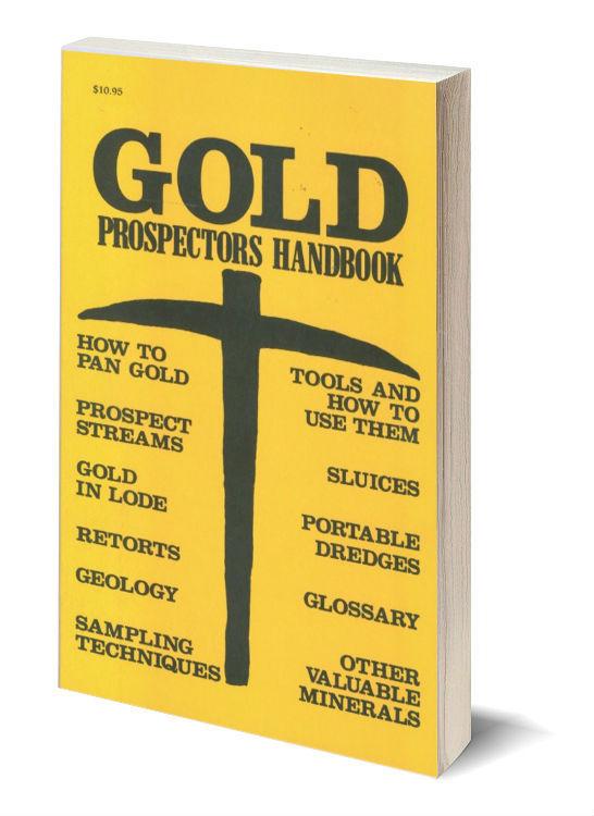 3d gold prospectors handbook