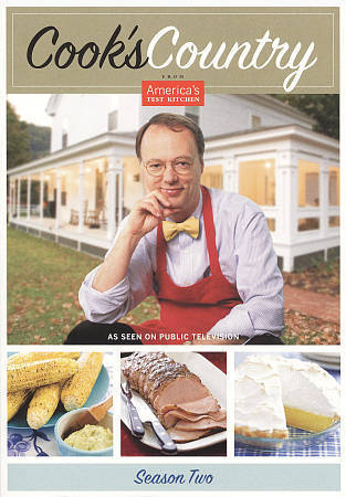 Cooks Country: Complete Second Season Two 2 (DVD, 2009, 2-Disc Set New) TV