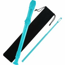 Flute Soprano Recorder Plastic Wind Instrument Cleaning Rod Orchestra 8 ... - $12.08