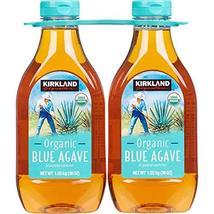 Kirkland Signature Organic Blue Agave All Purpose Sweetener, 36oz Bottle... - $114.83