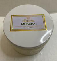 Voluspa Mokara Candle 3.2 oz. Coconut Wax Blend Glass Jar Bougie Perfume New - $23.38