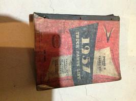 1957 Dodge Truck K FK Serie Teile List Manuell Cdn OEM Fabrik WM 4367 - $98.90