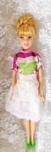 "2005 Mattel Disney Cinderella Doll 11 1/2"" - Handmade Outfit - $8.59"