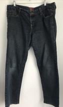 Torrid Flare Stretch  Womens  Denim Medium Blue Jeans size 16 x 31 - $19.80