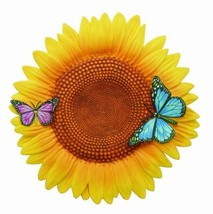 Spoontiques Sunflower Stepping Stone Wall Plaqu... - $21.10