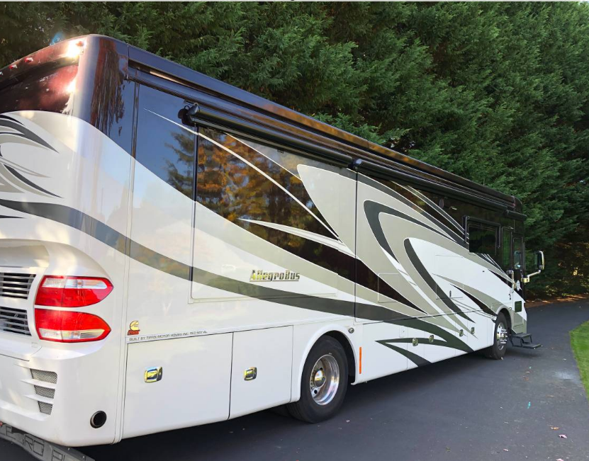 Primary image for 2015 TiffIn Allegro Bus 37AP FOR SALE IN Ridgefield, WA 98642