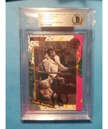 Dan Aykroyd Autographed 1992 Saturday Night Live Card SNL Beckett Authen... - $123.75