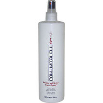Paul Mitchell Firm Style Freeze and Shine Spray 16.9 oz - $22.27