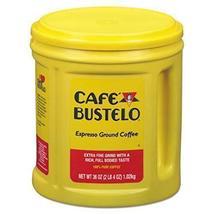 Cafe Bustelo dark roast,special for Espresso Coffee,36oz - $19.68