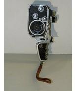 Bolex Paillard D-8L 8MM Film Movie Camera D8L - $89.09