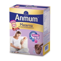 Anmum Materna Chocolate Flavor For Pregnant Mum 650gm  (EXPRESS SHIPPING) - $32.90