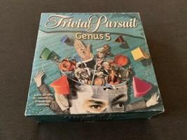 Trivial Pursuit Genus 5 Board Game Complete  - $9.90
