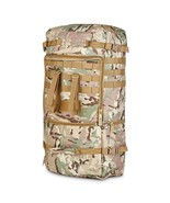 Outdoor Men Women Military Bag for Climbing(CP CAMOUFLAGE) - $47.67