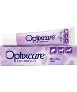 OptixCare Pet Eye Lube Plus + Hyaluron 20g for Dog Cat Horses - $13.22