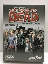 Walking Dead: The Board Game - Z-Man Games 2011 comics strategy Kirkman - $28.45