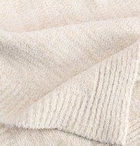 Kashwere Lightweight Throw Blanket Heather Malt & Cream - $155.00