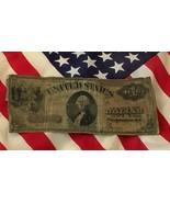 ORIGINAL 1875, One Dollar Bill - Red Seal - Legal Tender -  VERY RARE!