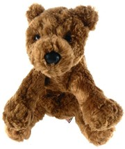 Cozies Small Brown Bear Stuffed Animal GUND Soft Floppy Shaggy Ages 1+ - $19.79