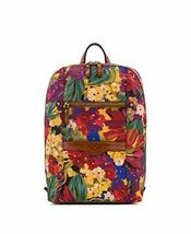 Patricia Nash Pontori Backpack Citrus Sunrise