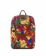 Patricia Nash Pontori Backpack Citrus Sunrise