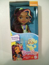 "NEW SUNNY DAY BATH TIME ROX 6"" DOLL NICKELODEON - $10.73"