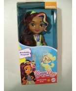 """NEW SUNNY DAY BATH TIME ROX 6"""" DOLL NICKELODEON - $10.73"""