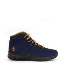 Timberland - WORLD-HIKER Blu WORLD-HIKER-TB0A2177019_NAVY Ankle Boots - £108.70 GBP