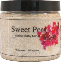Sweet Pea Walnut Body Scrub - $18.42+