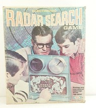 VTG 1969 Ideal Radar Search Game Electronic High Sea Espionage Untested - $5.45