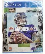 Madden NFL 21 EA Sports (Sony PlayStation 4 PS4)  - $32.55