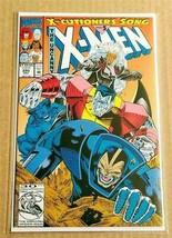 Uncanny X-Men #295 (1963 1st Series) High Grade Copper Age Collectible C... - $1.59