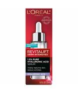 Hyaluronic Acid Serum for Skin, L'Oreal Paris Skincare Revitalift Derm I... - $20.56