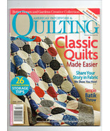 Feb 2009/American Patchwork & Quilting/Preowned Craft Magazine - $3.99