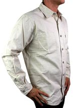 NEW NWT LEVI'S MEN'S COTTON CLASSIC LONG SLEEVE BUTTON UP DRESS SHIRT-381061CC image 3