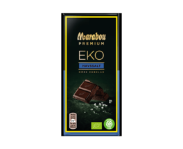 Marabou Premium Eco Seasalt 70% Cocoa Chocolate 10 pack 1kg / 35oz - $64.35