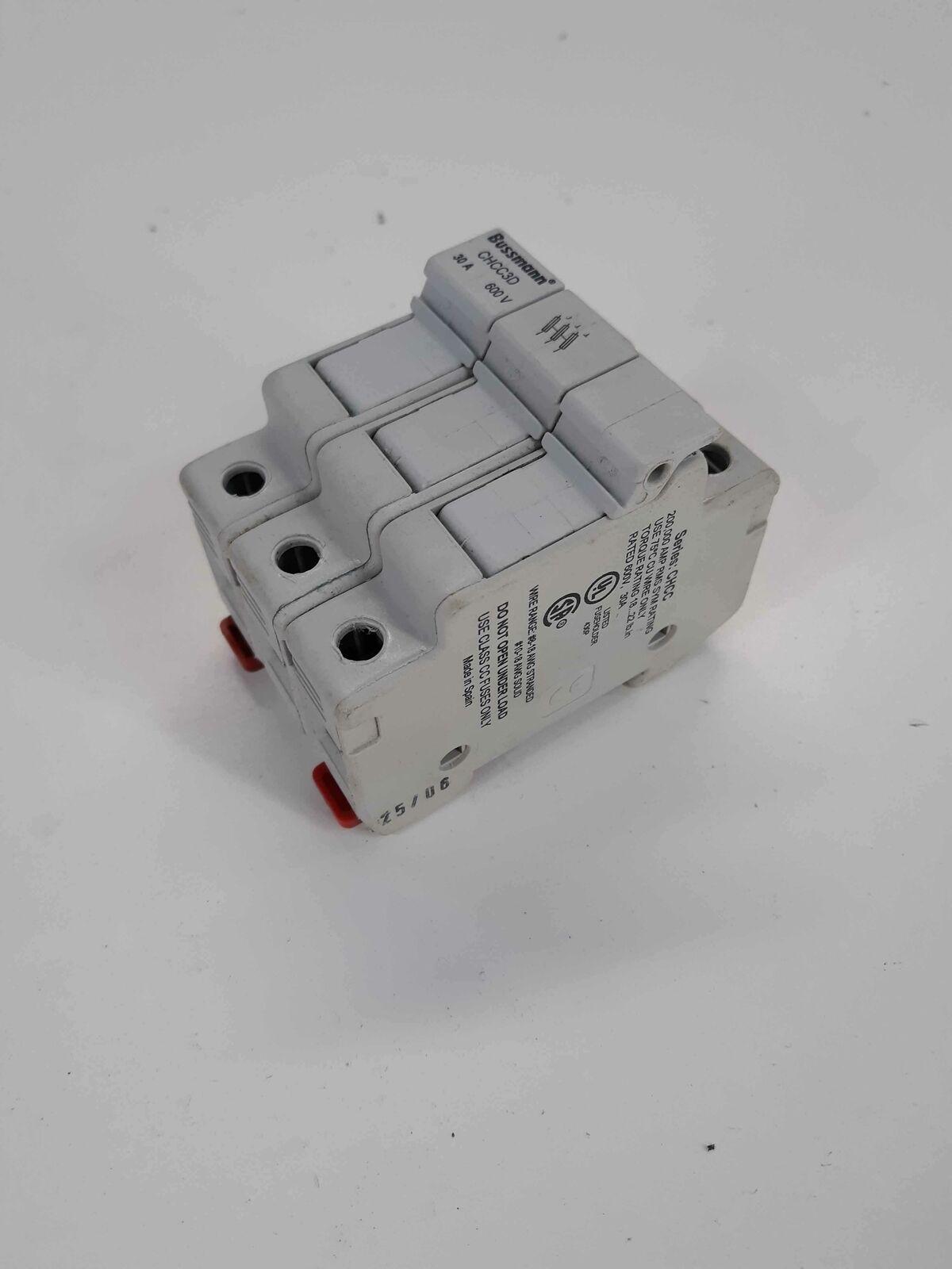 GOULD Ultrasafe 30A   600V    1 Pole Breaker  USM1I